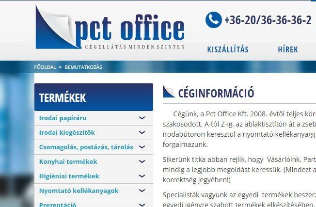 Webdesign Web áruház programozás