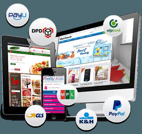 5dab3f635b Webáruház készítés, webshop készítés, expressz gyorsan!